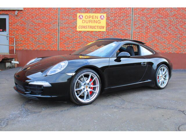 2013 Porsche 911 Carrera S Merriam KS