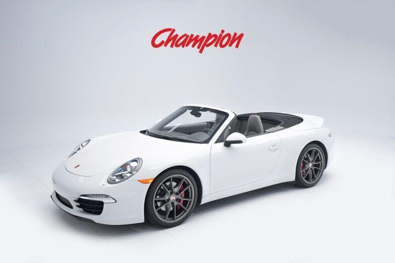 2013 Porsche 911 Carrera S Pompano Beach FL