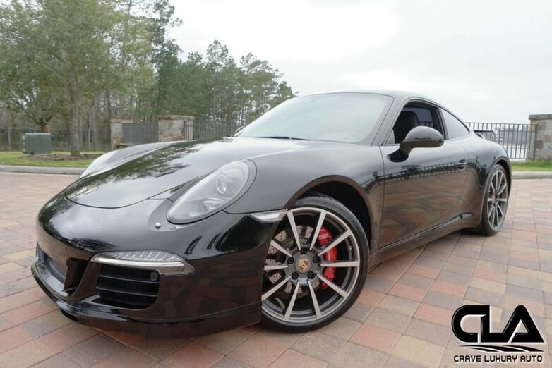 2013 Porsche 911 Carrera S The Woodlands TX