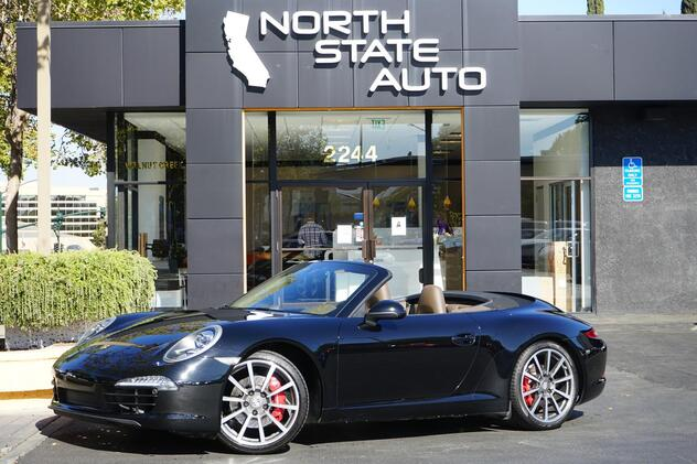 2013_Porsche_911_Carrera S_ Walnut Creek CA