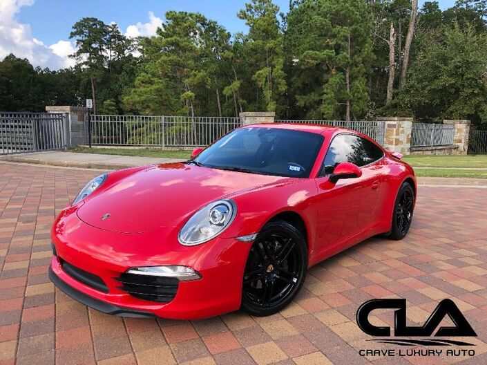 2013 Porsche 911 Carrera The Woodlands TX