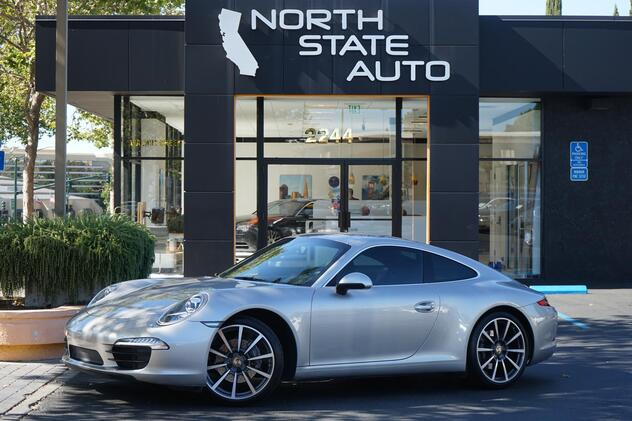 2013_Porsche_911_Carrera_ Walnut Creek CA