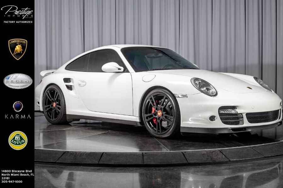 2013_Porsche_911_Turbo_ North Miami Beach FL