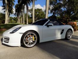 2013_Porsche_Boxster__ Hollywood FL
