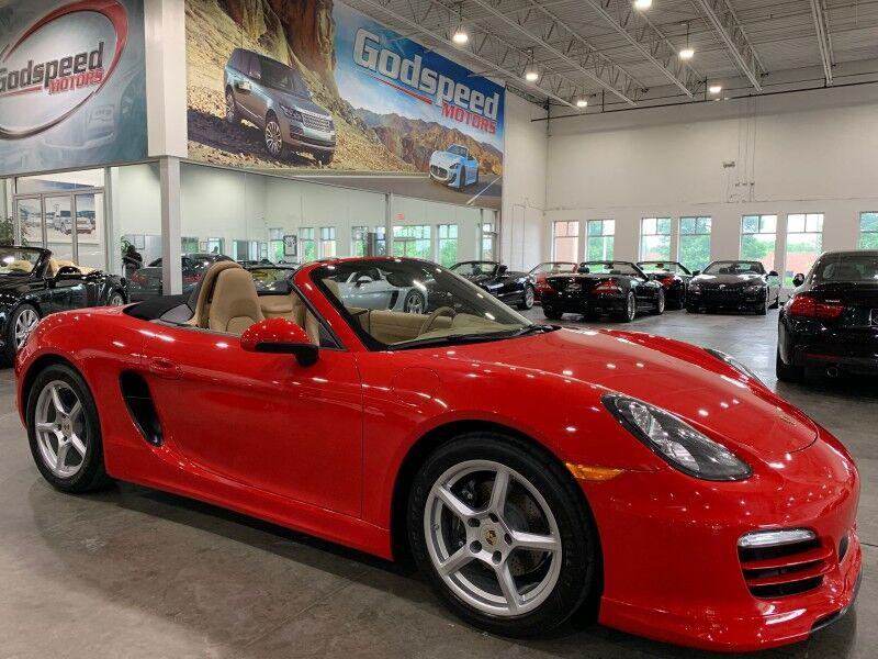 2013_Porsche_Boxster_58K MSRP_ Charlotte NC