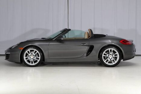 2013_Porsche_Boxster_Convertible 6MT_ West Chester PA