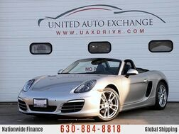 2013_Porsche_Boxster_Convertible PDK Auto With navigation and xenon Lights_ Addison IL