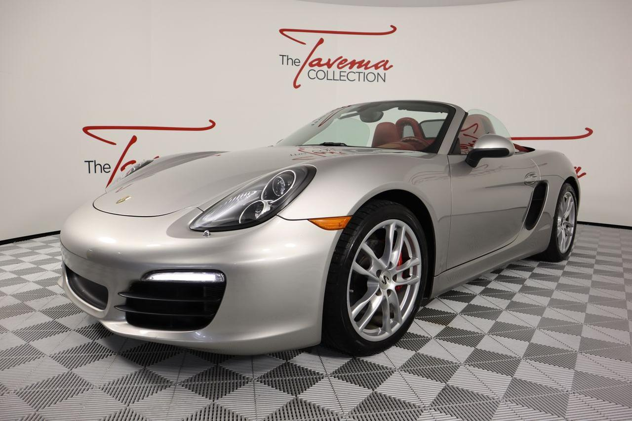 2013 Porsche Boxster S Convertible 2D Hollywood FL