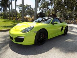 2013_Porsche_Boxster_S_ Hollywood FL