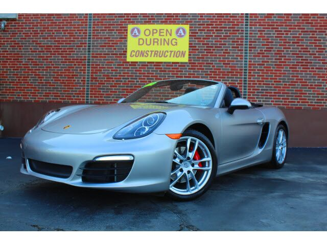 2013 Porsche Boxster S Kansas City KS