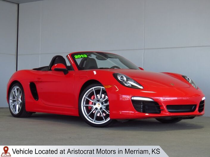 2013 Porsche Boxster S Merriam KS