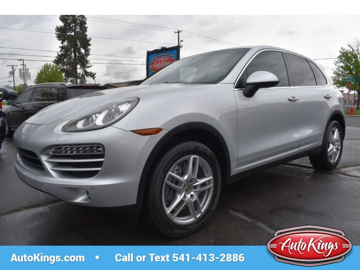 2013 Porsche Cayenne AWD 4dr Tiptronic Bend OR