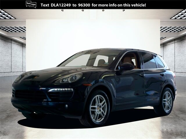 2013 Porsche Cayenne Base Albuquerque NM