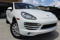 Porsche Cayenne CAYENNE,1 OWNER,EVERY OPTION,LOW MILES! 2013