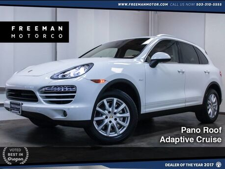 2013_Porsche_Cayenne_Diesel AWD Adaptive Cruise Htd/Cooled Seats_ Portland OR