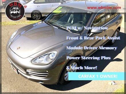 2013_Porsche_Cayenne_Diesel_ Arlington VA