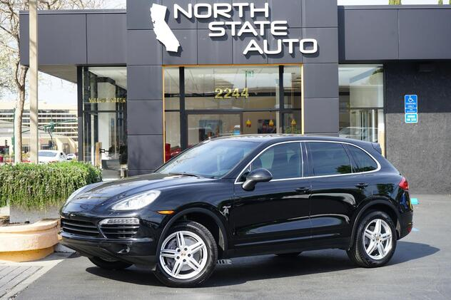 2013_Porsche_Cayenne_Diesel_ Walnut Creek CA