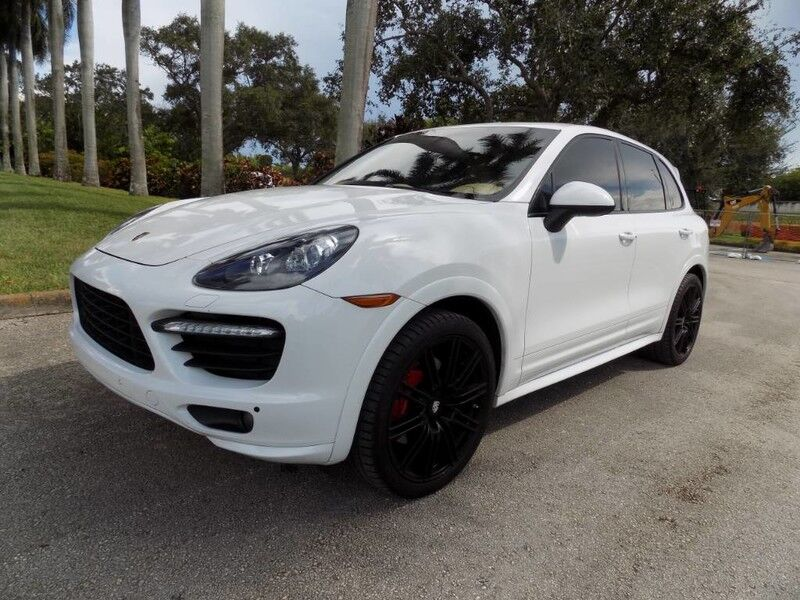 2013 Porsche Cayenne GTS Hollywood FL