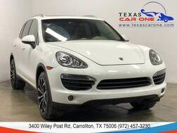 2013_Porsche_Cayenne_S AWD NAVIGATION BLIND SPOT ASSIST LANE CHANGE ASSIST PANORAMA R_ Carrollton TX