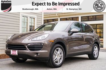 2013_Porsche_Cayenne_S_ Boxborough MA