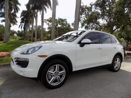 2013_Porsche_Cayenne_S_ Hollywood FL