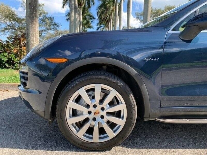 2013 Porsche Cayenne S Hybrid Hollywood FL