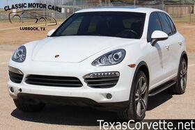 2013_Porsche_Cayenne_S_ Lubbock TX