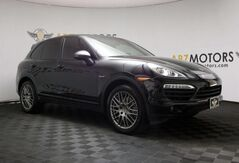 2013_Porsche_Cayenne_S Panoramic Roof,Navigation,Bluetooth,Park Assist,Heated Seats_ Houston TX