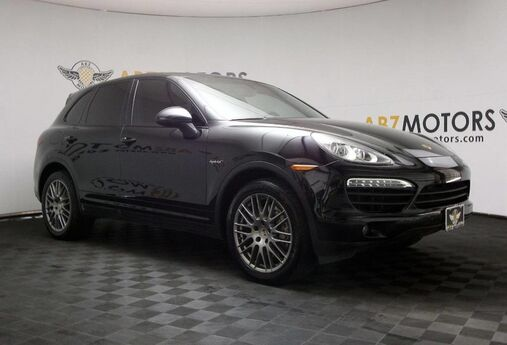 2013 Porsche Cayenne S Panoramic Roof,Navigation,Bluetooth,Park Assist,Heated Seats Houston TX