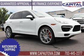 2013_Porsche_Cayenne_Turbo_ Chantilly VA