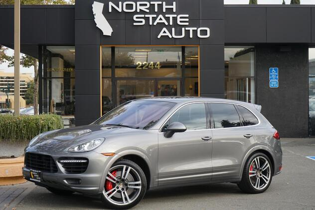 2013_Porsche_Cayenne_Turbo_ Walnut Creek CA