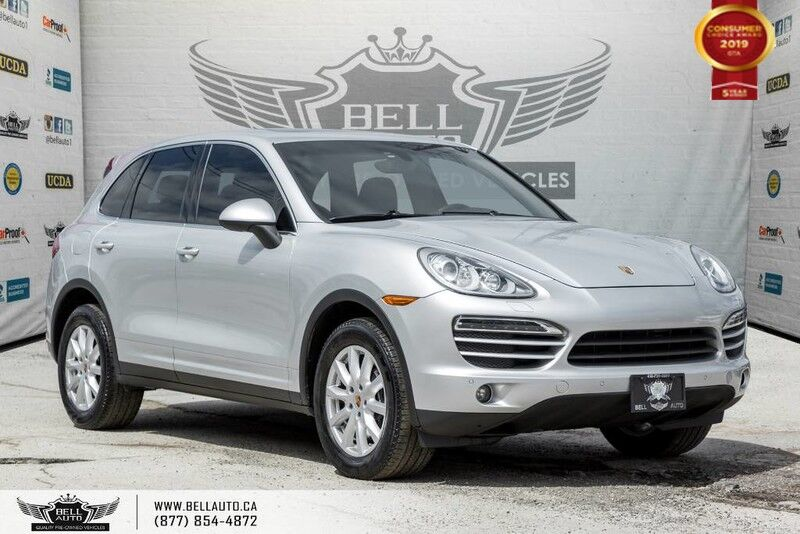 2013 Porsche Cayenne V6, NAVI, PANO ROOF, AWD, PARKING SENSORS, PORSCHE WATCH, MINT
