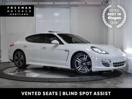 2013 Porsche Panamera 4 Platinum Edition AWD Blind Spot Assist Vented Seats