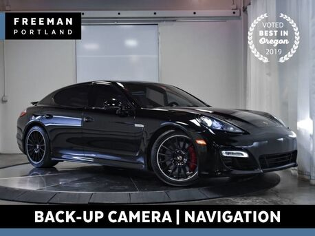 2013_Porsche_Panamera_GTS Htd Seats Back-Up Camera Navigation_ Portland OR