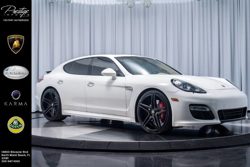 2013_Porsche_Panamera_GTS_ North Miami Beach FL