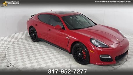 2013_Porsche_Panamera_GTS PADDLE SHIFTER,LANE CHANGE ASSIST,BLIND SPOT,,MOON_ Euless TX