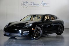 2013 Porsche Panamera S Lane Change Asssist Chrono Pkg 20 Turbo Whls