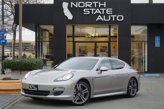 2013_Porsche_Panamera_S_ Walnut Creek CA