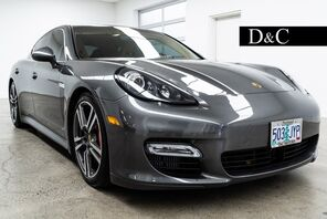 2013_Porsche_Panamera_Turbo_ Portland OR