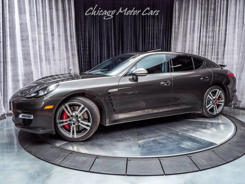 2013_Porsche_Panamera_Turbo Sedan MSRP $147,195+_ Chicago IL