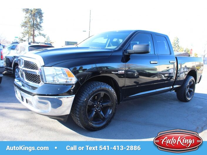 2013 RAM 1500 4WD Quad Cab 140.5  SLT Bend OR