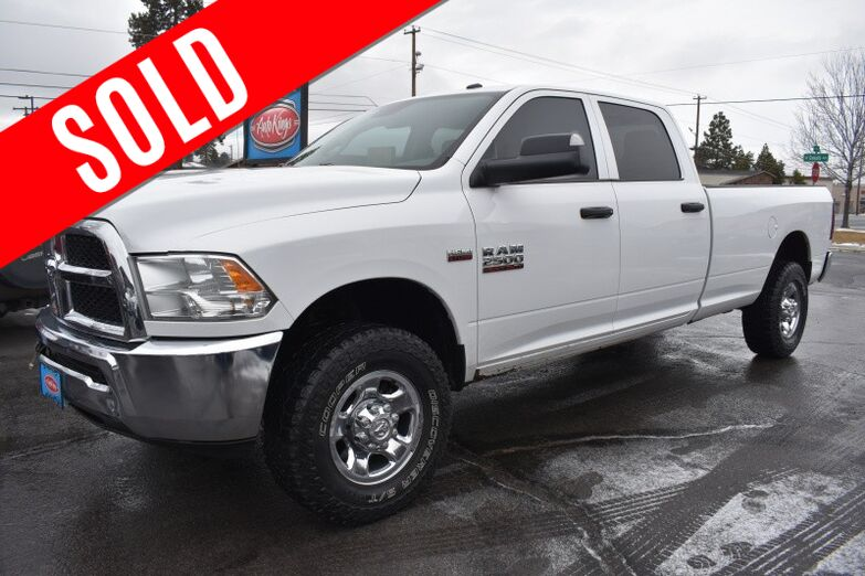 2013 RAM 2500 4WD Crew Cab 169 Tradesman Bend OR