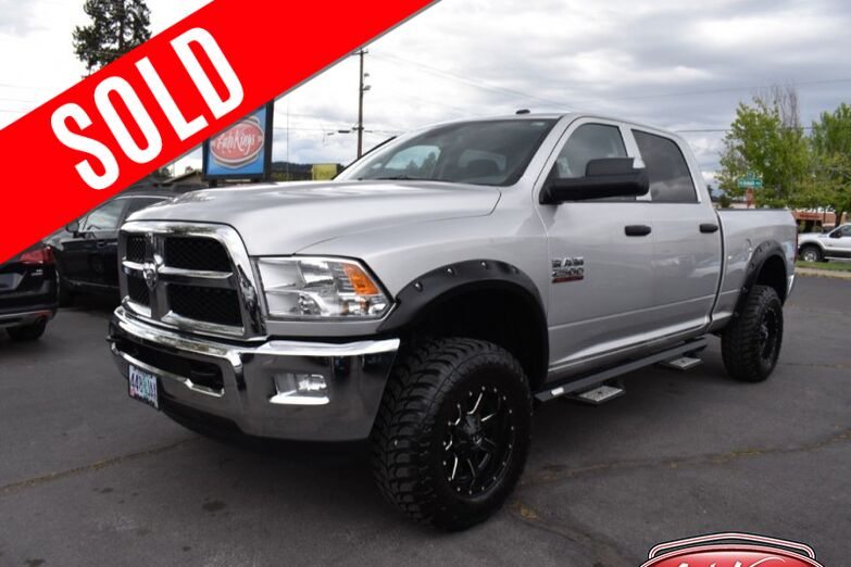 2013 RAM 2500 4WD Crew Cab Bend OR