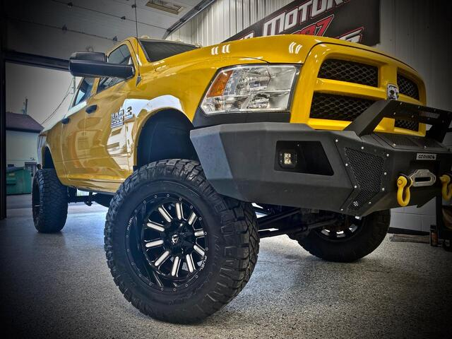 2013_RAM_2500 CREW CAB 4X4_TRADESMAN_ Bridgeport WV