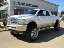 2013_RAM_2500_Laramie Longhorn Edition Mega Cab SWB 4WD NAVIGATION, SUNROOF, HEATED/COOLED SEATS, HEATED STEERING_ Plano TX