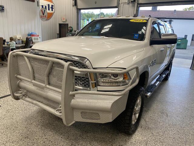 2013 RAM 3500 CREW CAB 4X4 LARAMIE Bridgeport WV