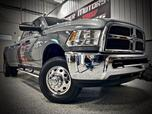 2013 RAM 3500 CREW CAB 4X4 TRADESMAN 6 SPEED MANUAL TRANSMISSION