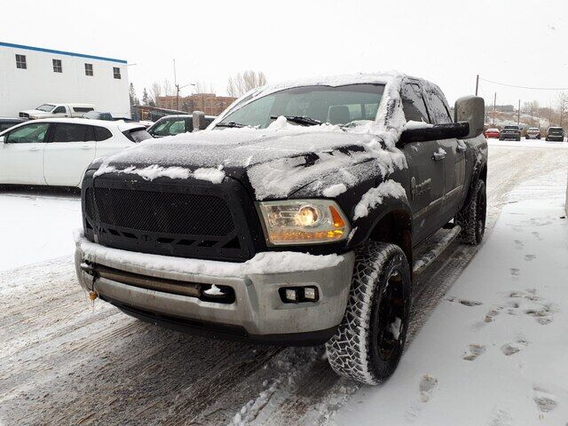 2013 RAM 3500 Laramie | LEATHER | SUNROOF | DEISEL Calgary AB