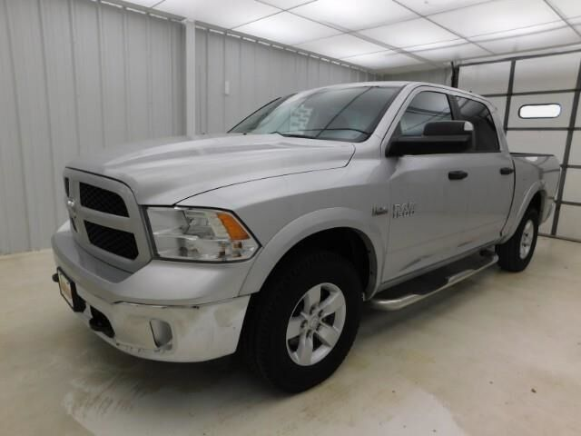 2013 Ram 1500 4WD Crew Cab 140.5 Outdoorsman Manhattan KS