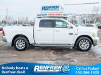 Ram 1500 4WD Laramie Longhorn, Nav, Heated/Ventilated Leather, Remote Sta 2013